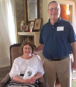 Bruce and Carol Bamberg