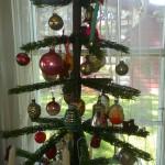 Victorian Xmas 2014 Parlor Tree Closeup