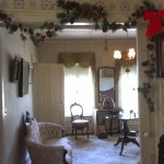 Victorian Xmas 2015 Middle Room Arch